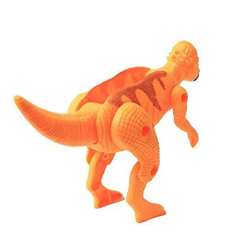 LtrottedJ Dinosaur Toy Model Deformed Dinosaur