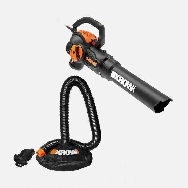 WORX WG524 TriVAC  3-in-1 Leaf Blower/Mulcher/Vacuum w/ Leaf