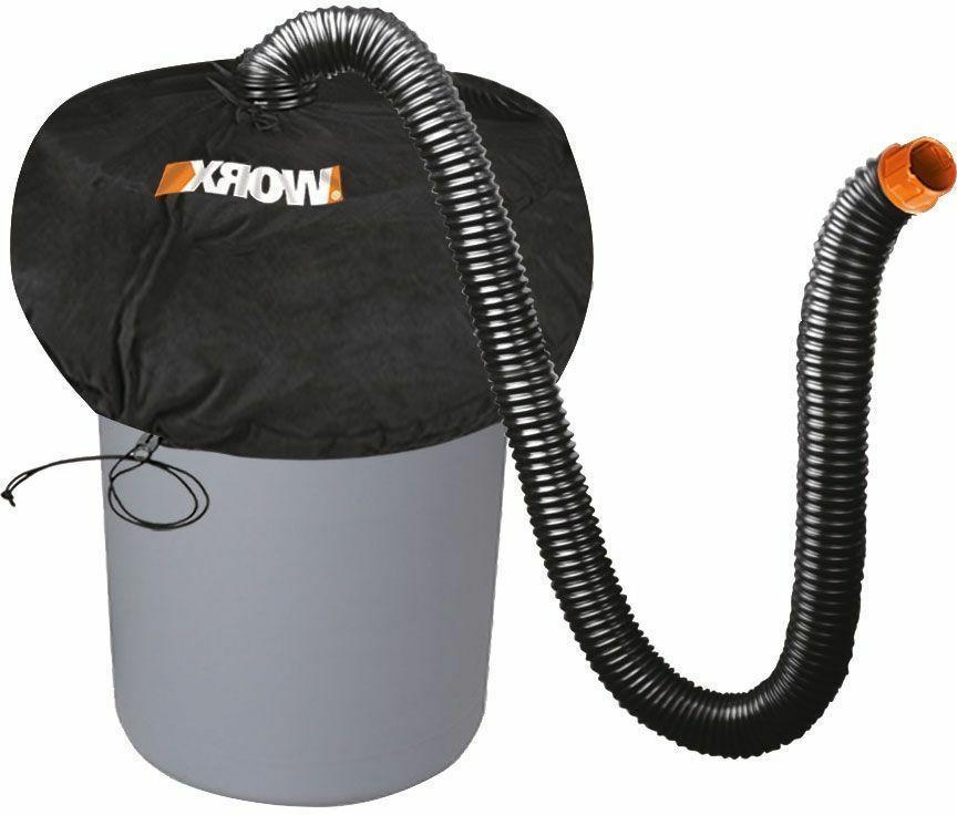 Worx Blower Mulcher/Vacuum w/Leaf Pro Yard