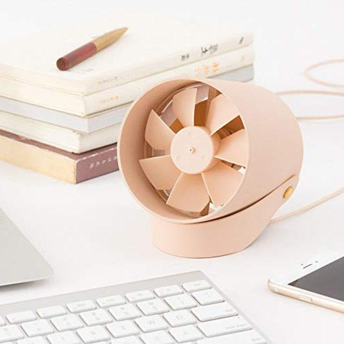 ?USB Maserfaliw Portable Desktop Air - Pink, Home Holiday