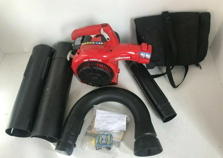 ut26bvl3 150mph 400cfm 26cc gas handheld blower