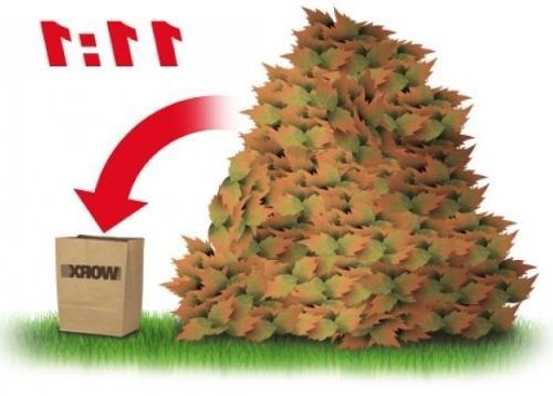WG430 13 Amp Leaf Mulcher