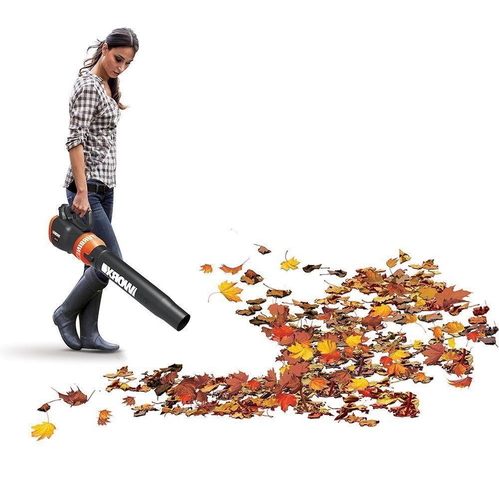 WG546 WORX Sweeper