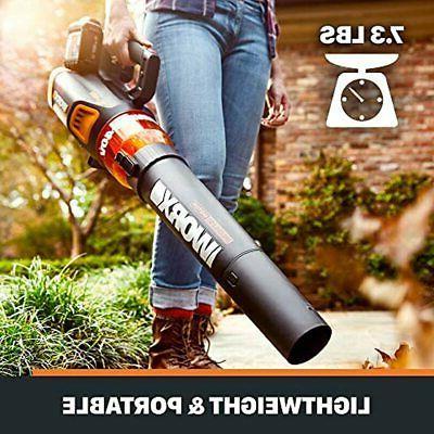 WG584 40V Share Turbine Cordless Brushless (2x20V