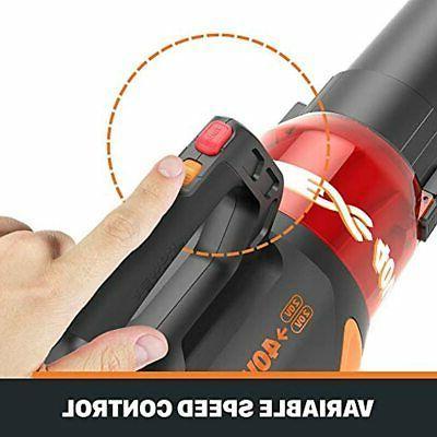 WG584 Power Turbine Cordless Brushless Motor (2x20V