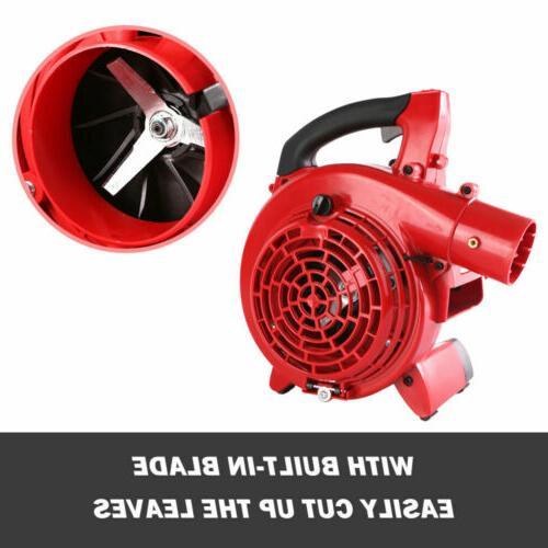 X-BULL Leaf Blower Gas Powered Commercial 26CC