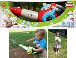 Little Tikes Leaf & Lawn Bubble Blower,Battery Operated Colo