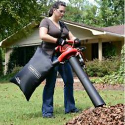 Craftsman Leaf Blower 2 Speed 12 AMP Lawn Vacuum Mulcher Bag