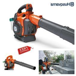 Husqvarna Leaf Blower 425 CFM 125B Handheld Blower Orange Ga