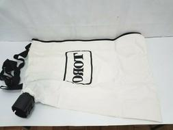 Toro Leaf Blower Collection Bag - Color White - Lawn Boy 93-