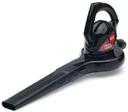 Power Sweep Electric Leaf Blower Lightweight 2 Speed Air Con