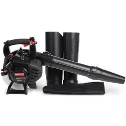 Craftsman Leaf Blower Gas 27cc W/ Vac Kit 16.1 capacity Incr
