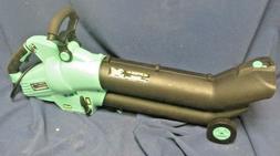 leaf blower mulcher vaccum 160 mph 554
