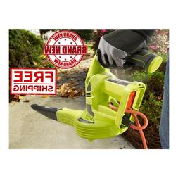 Ryobi Leaf Blower Sweeper Hybrid Dual Power 18V Extension Co