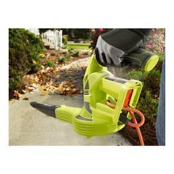 leaf blower sweeper hybrid dual power 18v