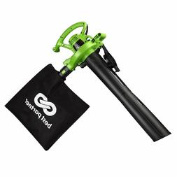 Best Partner Leaf Blower Vacuum/Mulcher with 2 Speed Control