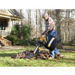 Leaf Blower Vacuum Mulcher Yard Tool Corded Electric Outdoor