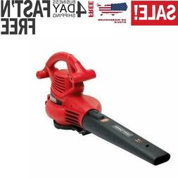 Leaf Blower Vacuum Sucker Shredder Lawn Yard Mulcher Bag 2 S
