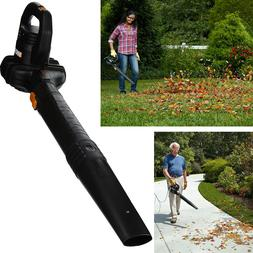 WORX Leaf Corded Blower/Sweeper 2 Speed 7.5A 160 Mph Top Spe