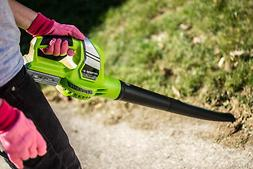 Earthwise LB20020 20-Volt Lithium Ion Cordless Electric Sing