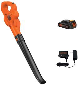 BLACK+DECKER LSW221 20V MAX Lithium Cordless Sweeper...New,