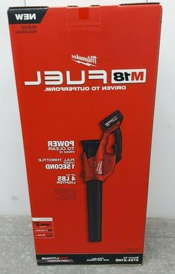 Milwaukee M18 FUEL Blower Kit 2724-21HD New