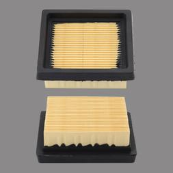 NEW 2*Air Filter FOR Ryobi 900777005 RY08420 RY08420A Leaf B