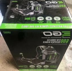 NEW EGO Backpack Blower Lithium Battery 145 MPH 56V Cordless
