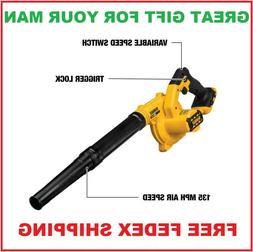 NEW Dewalt DCE100 20V Cordless Blower 20 Volt MAX Compact Jo