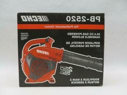 NEW! ECHO PB-2520 25.4cc Gas 2-Stroke Cycle Handheld Leaf Bl