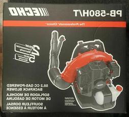 NEW! ECHO PB-580H/T 215 MPH 510 CFM 58.2cc Gas Backpack Leaf