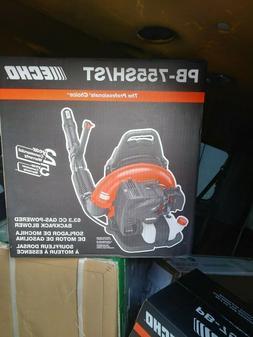 NEW!! ECHO PB-755SH/ST 233 MPH 651 CFM 63.3cc Gas Backpack L