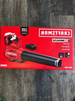 *NEW* CRAFTSMAN V20 350CFM Brushless Cordless Electric Leaf