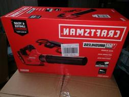 *NEW* CRAFTSMAN V60 600-CFM Brushless Cordless Electric Leaf
