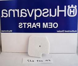 oem 531009637 leaf blower air filter fits