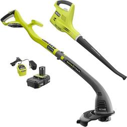 Ryobi ONE+ 18-Volt Lithium-Ion String Trimmer/Edger and amp;