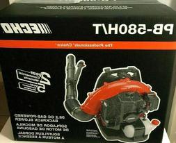 ECHO PB-580H/T 215 MPH 510 CFM 58.2cc Gas 2-Cycle Backpack L