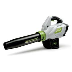 PowerSmith 120 MPH Battery Powered Leaf Blower w/ 40V Li-Ion