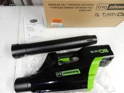 Greenworks PRO 80V Cordless Jet Leaf Blower  #R149