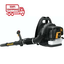 LEAF BLOWER Backpack Gas Powered 2 Cycle 200 MPH Adjustable