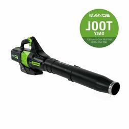 Greenworks Pro Jet Leaf Blower 60V BRUSHLESS Cordless Tool O