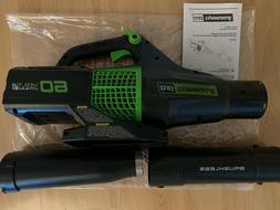Greenworks Pro Leaf Blower 60V BRUSHLESS Cordless Tool Only