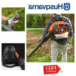 Husqvarna Professional 2-Cycle Gas Backpack Leaf Blower 2-Cy