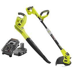 Factory Reconditioned Ryobi ZRP217221 Hybrid String Trimmer