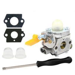 Poweka 308054032 Carburetor Replace for Ryobi Homelite 30805