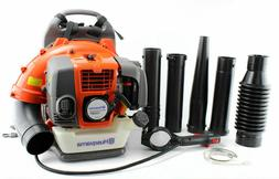 RFRB Husqvarna 150CC 2 Cycle Gas Leaf Backpack Blower