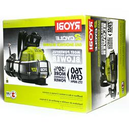 Ryobi RY38BP 2 Cycle Backpack Blower