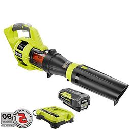 Ryobi 110 MPH 480 CFM Variable-Speed 40-Volt Lithium-Ion Cor