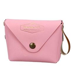 Pausseo Student Fashion Coin Purse Wallet Bag Girls Change P