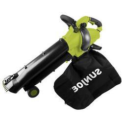 Sun Joe 3-in-1 Electric Blower | Vacuum | Mulcher | 250 MPH